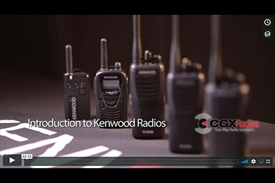 Intro To Kenwood Radios